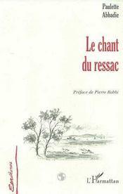 Le Chant Du Ressac - Intérieur - Format classique