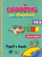 Champions in english ce2 (edition revisee) - Couverture - Format classique