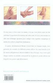 La reflexologie a la portee de tous (2e edition) - 4ème de couverture - Format classique
