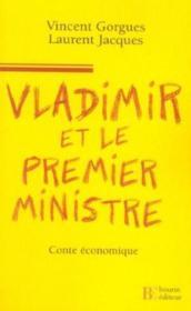 Vladimir Et Le Premier Ministre - Couverture - Format classique