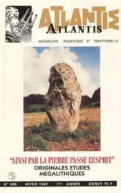 Megalithes (Les) N.388 - Couverture - Format classique