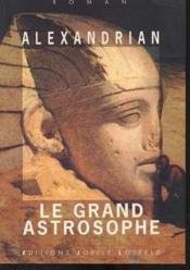 Grand astrosophe - Couverture - Format classique