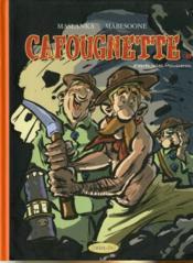Cafougnette t.3 - Couverture - Format classique