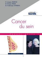 Cancer du sein ; savoir utile ! - Couverture - Format classique