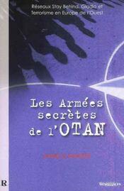 Les armées secrètes de l'otan - Intérieur - Format classique