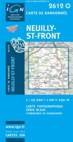 Vente livre :  Neully st Front  - Collectif Ign