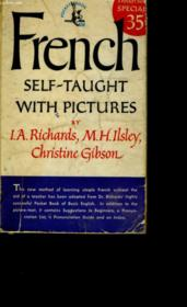 French Self - Taught Through Pictures. - Couverture - Format classique