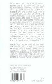 Etoiles Cannibales - 4ème de couverture - Format classique