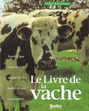 Le Livre De La Vache - Intérieur - Format classique