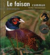 Le faisan commun : la reconquête - Intérieur - Format classique
