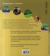 Le faisan commun : la reconquête - 4ème de couverture - Format classique