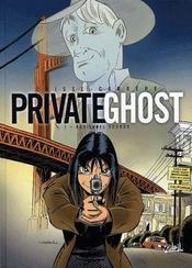 Private ghost t.1 ; red label woodoo - Intérieur - Format classique