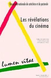 Les révélations du cinéma - Couverture - Format classique