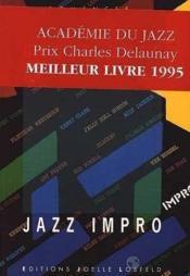 Jazz Impro - Couverture - Format classique