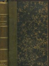 Alphonse Daudet - Couverture - Format classique
