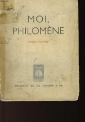 Moi, Philomene - Couverture - Format classique