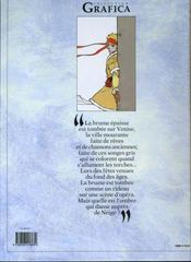 Neige t.4 ; intermezzo - 4ème de couverture - Format classique