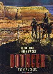 Bouncer ; premier cycle - Intérieur - Format classique