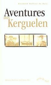 Aventures Aux Kerguelen - Intérieur - Format classique
