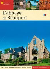 L'Abbaye De Beauport - Couverture - Format classique