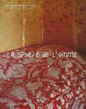 La sphère de l'intime - Couverture - Format classique