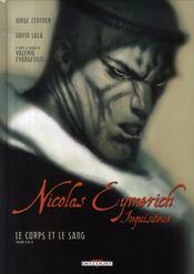 Nicolas eymerich, inquisiteur t.4 ; le corps et le sang - Intérieur - Format classique