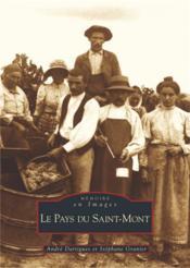 Le pays du saint-mont - Couverture - Format classique