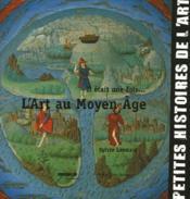 L art au moyen age - Couverture - Format classique