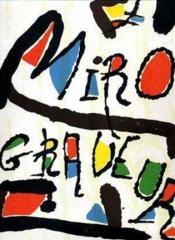 Miro Graveur T2 1961-1973 - Couverture - Format classique