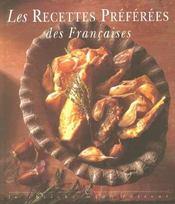Les recettes préférées des françaises - Intérieur - Format classique