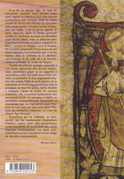 Les Saints Sepulcres Monumentaux Du Rhin Superieur Et De La Souabe, 1 340-1400 - 4ème de couverture - Format classique