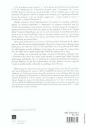 Par La Science Pour La Patrie - 4ème de couverture - Format classique