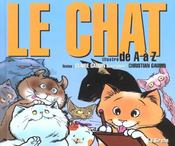 Le Chat Illustre De A A Z - Intérieur - Format classique