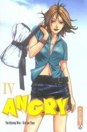 Angry t.4 - Intérieur - Format classique