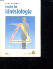 Toute La Kinesiologie - Couverture - Format classique