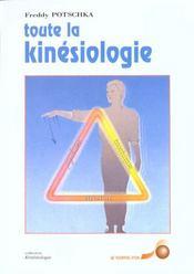 Toute La Kinesiologie - Intérieur - Format classique