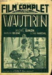 Le Nouveau Film Complet N° 5 - Vautrin - Couverture - Format classique