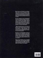 100 Ans De Peinture - 4ème de couverture - Format classique