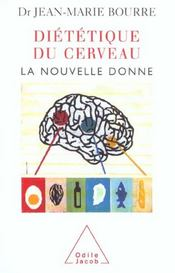 La Dietetique Du Cerveau - Intérieur - Format classique
