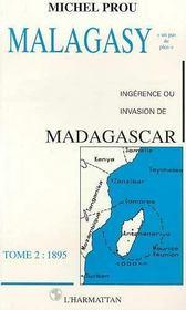 Malagasy t.2 ; 1895 - Intérieur - Format classique