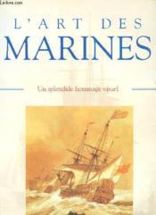 Art Des Marines (l') - Couverture - Format classique