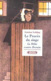 Le procès du singe, la Bible contre Darwin - Intérieur - Format classique