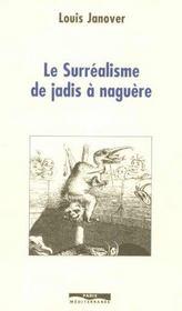 Surrealisme De Jadis A Naguere - Intérieur - Format classique
