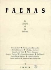 Faenas t.2 - Couverture - Format classique