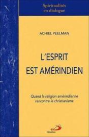 Esprit Est Amerindien (L') - Couverture - Format classique