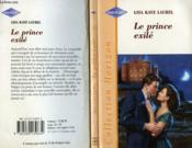 Leprince Exile - The Irresistible Prince - Couverture - Format classique