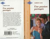 Une Passion Partagee - The Rich Gal'S Rented Groom - Couverture - Format classique