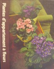 Plantes D Appartement - Couverture - Format classique