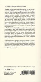Sans Relache ; Histoires D'Une Vie - 4ème de couverture - Format classique