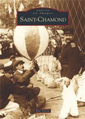 Saint-Chamond - Couverture - Format classique